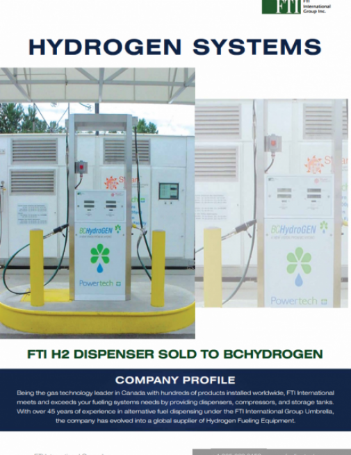 Hydrogen eBrochure cover